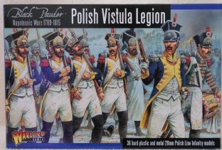 Warlord Games 28mm WGN-FRA-02 Napoleonic Polish Vistula Legion